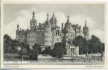 """Um 1920/1930 Ansichtskarte  """"Schloss, Stadtseite"""" , Ungebrauchte Karte - Schwerin"""