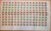 Vietnam 150x Michel No. 1441 gestempelt used Bogen sheet