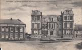 Momignies - Maison Communal Et Pensionnat 1910 - Momignies