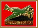 SUPER PIN´S AVIONS : FLYING TIGERS - Avions