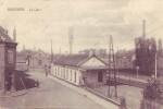 ISEGHEM = La Gare (écrite) 1915 - Izegem