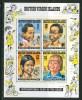 1979 British Virgin Island Infanzia Childhood Enfance Block MNH** C13 - British Virgin Islands