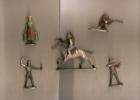 Petites Figurines/Solido?/Alu/Divers/Lot/ Années 1950         OBJ17 - Autres Collections
