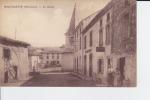 CPA MALVALETTE HAUTE LOIRE Le Bourg Animation - Other Municipalities
