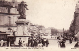 BORDEAUX  PLACE ET ALLEES DE TOURNY - Bordeaux