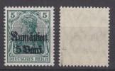 Rumänien,8b,xx,gep. - Besetzungen 1914-18