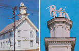 USA - AK 105262 California - Mendocino - Masonic Temple - Etats-Unis
