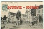 23 - GUERET - La Providence - Couvent - Religion - Cliché 1900 - Dos Scané - Guéret