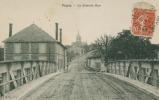 CPA 51 : POGNY   Pont Et Grande Rue   VOIR DESCRIPTIF  §§§§ - Frankreich