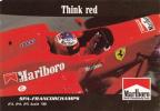 FORMULE 1 FERRARI  M.SCHUMACHER  SPA 1996 - Grand Prix / F1