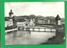 LUZERN KAPELLBRUCKE UND WASSERTURM - LU Luzern
