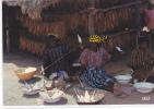 19855 Afrique En Couleurs - Filage Du Coton / Iris 8236 - Cliché P.Charenton ? - Artisanat