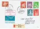 L-CH232 - SUISSE LETTRE RECOMMANDEE De L´Exposition Philatélique De Thalwil 1962 - Svizzera