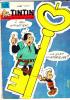 """TINTIN JOURNAL 754 1963 Clef Mystérieuse, Athènes Au Temps De Périclès, """"Le Renard Du Désert"""", Pongo L'homme-singe, - Tintin"""