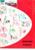 TINTIN JOURNAL 755 1963 Oeuf Autographe, Avions (tourisme), Passion D'Oberammergau, Bataille Des Thermopyles, Eurovision - Tintin