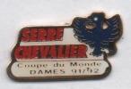 Serre Chevalier , Coupe Du Monde Dames 91/92 , Ski - Villes