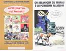 Diabolik E Acquaviva Fumetti. Cartoline Nuove - Comics