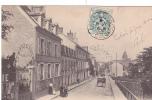 19875 Falaise , Entrée Ville, Rue D'argentan . 69 ND (différent :3 Femmes Et 1 Enfant) - Lanterne Falaisienne Imprimerie - Falaise