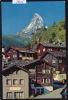 Zermatt -1616 M ; Matterhorn 4478 M (7805) - VS Wallis