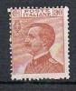Italien, 1922 Freimarke 30 Cent., MiNr. 133 Ungebraucht (a130109) - Neufs