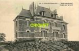 Cpa 44 Le Cellier, Villa St Méen, Façade Sur La Loire - Le Cellier