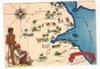 AF-550  SOMALIA : Cote Des Somalis MAPcard - Somalia