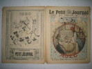 LE PETIT JOURNAL N° 1514  28/12/1919  LA FRANCE FETE LE RETOUR DE L'ALSACE ET DE LA LORRAINE + CALENDRIER - Le Petit Journal