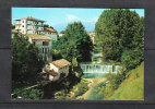 Pieve  Di  Soligo  Anni ´60.   Poesia  Sul  Fiume.  Ben Tenuta.  Senza Francobollo - Treviso