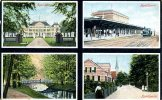 Trein Train Eisenbahn Spoorwegen Station Apeldoorn Paleis Het Loo - Apeldoorn
