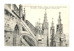 Cp, 50, Le Mont Saint-Michel, Abbaye, L'Escalier De Dentelle En Granit - Le Mont Saint Michel