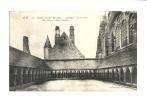 Cp, 50, Le Mont Saint-Michel, Abbaye, Le Cloître - Le Mont Saint Michel