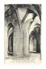 Cp, 50, Le Mont Saint-Michel, Abbaye,  La Crypte Des Gros Piliers - Le Mont Saint Michel