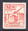 Prov. Sachsen 88 VII  Variety  * - Soviet Zone