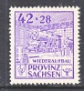 Prov. Sachsen 89 VI  Variety  * - Soviet Zone