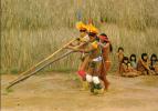 Amazonie - Indiens Du Brésil: Danse Rituelle Cuicuro - Asien
