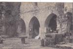 19903 Fuenterrabia - Patio Del Palacio De Carlos V. 2035 Hauser.  ! état Ramolie !