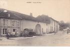 19913 Crépey Route Toul. éd Abraham, épicier Buraliste. Restaurant LHUILLIER, Tampon11e Division Infanterie - Non Classés