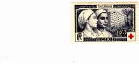 ALGERIE : :Y&T : * :316 Petit Point De Rouille - Algérie (1924-1962)