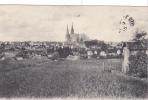 19914 Chartres Vue Generale Prise De Cachembach. ND 24 Cabanne
