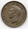 GRAN BRETAGNA 1 SHILLING 1951 - 1902-1971 : Monete Post-Vittoriane