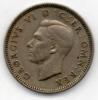 GRAN BRETAGNA 1 SHILLING 1951 - I. 1 Shilling