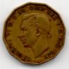 GRAN BRETAGNA 3 PENCE 1941 - 1902-1971 : Monete Post-Vittoriane