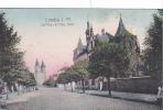 19919 Landau I. Pl (MD18) Süd-Ring Mit Pfälz , Bank - 1919
