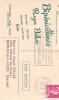 19954 Nancy France Palais Gouverneur. Bipenicillines Roger Bellon, Neuilly Paris -838 Sido