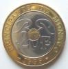 20 Francs 1995 - Monaco