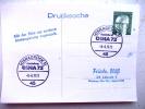 Postkarte Sst 1972 Osnabrück - BRD