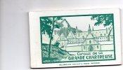 Carnet De 10 CPA Circuit La Grande Chartreuse - Postcards
