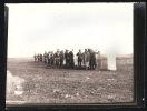 St Saint Mihiel En 1905 Ou 1906 - Militaires Et Officiers Du 29e Tir Au Fusil Relevé Des Cibles Armée Française - Guerre, Militaire