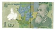 Banconota Da  1  LEU  ROMANIA - Anno 2005 - Rumania