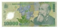 Banconota Da  10.000   LEI   ROMANIA - Anno 2005 - Rumania